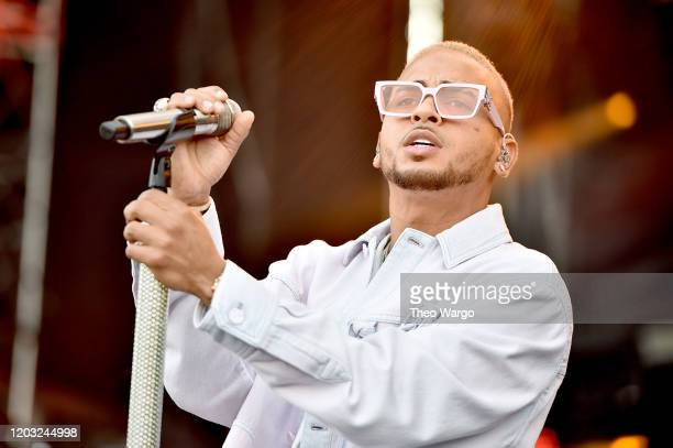 Ozuna performs onstage during Universal Pictures Presents The Road To F9 Concert and Trailer Drop on January 31, 2020 in Miami, Florida.