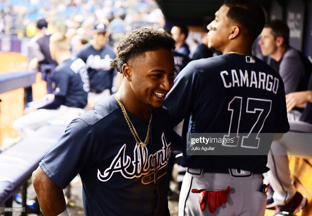 Atlanta Braves v Tampa Bay Rays