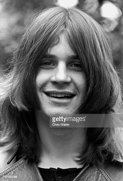 Ozzy Osbourne of Black Sabbath 1970 in