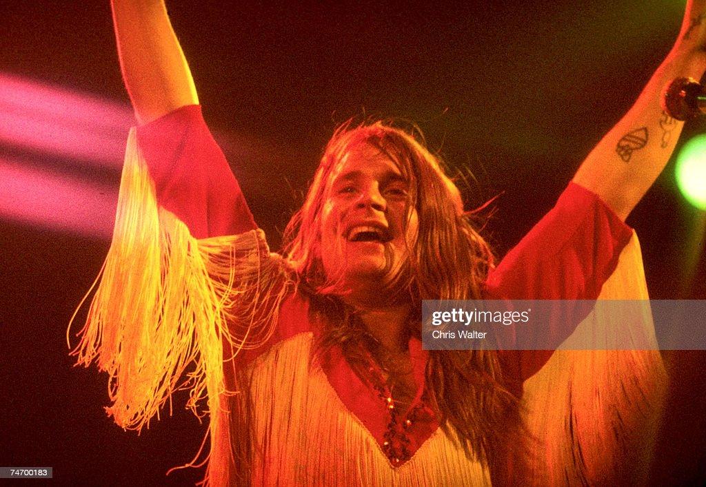 Black Sabbath File Photos : News Photo