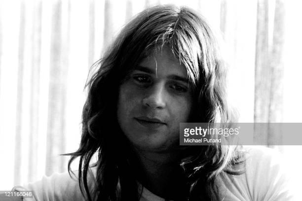 Ozzy Osbourne of Black Sabbath portrait London 1972
