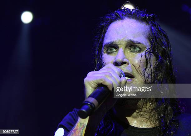 Ozzy Osbourne performs during the Sunset Strip Music Festival at Sunset Boulevard on September 12, 2009 in Los Angeles, California.