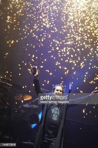 Ozzy Osbourne performs live on stage at Ozzfest on September 18 2010