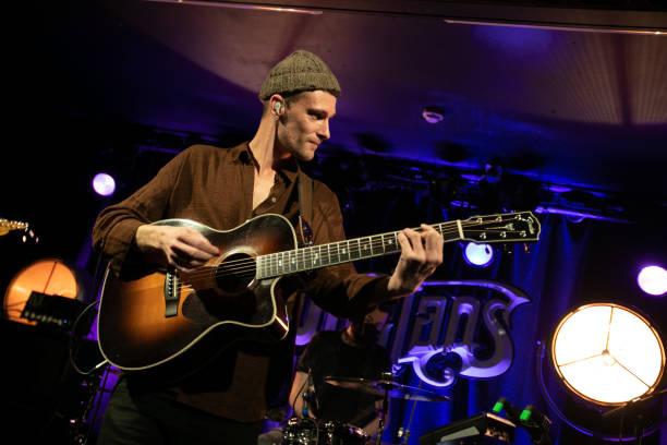 IRL: Pa Sheehy Performs At Whelan's, Dublin