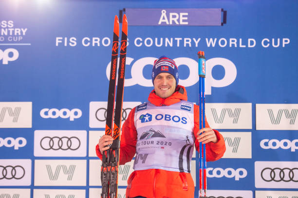 SWE: FIS Cross-Country World Cup Are - Men's SP F Final