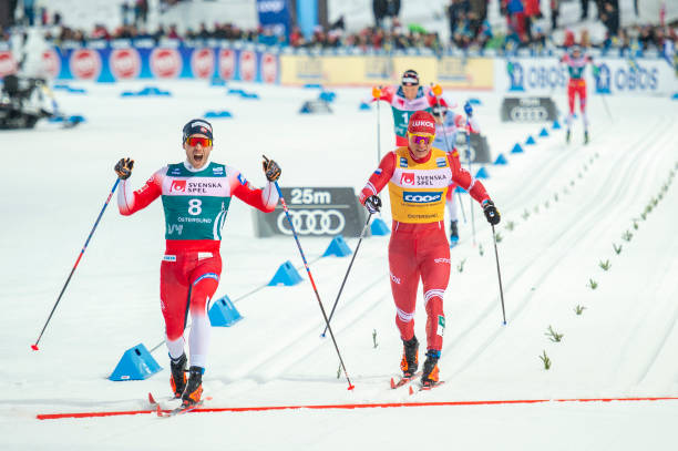 SWE: FIS Cross-Country World Cup Ostersund - Men's 15 km C Pursuit