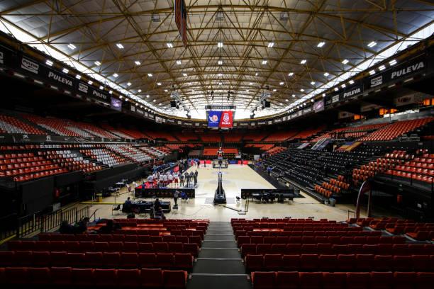 ESP: Israel v Poland - FIBA Eurobasket 2022 Qualifiers