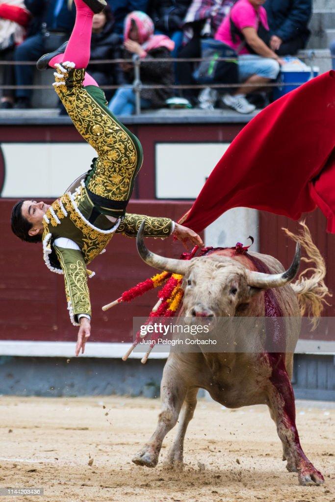 ESP: San Isidro Bullfights Fair 2019