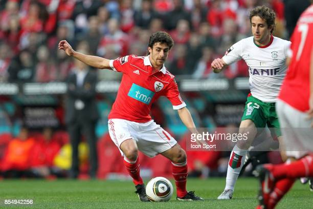 Pablo AIMAR Benfica / Maritimo Funchal Championnat du Portugal