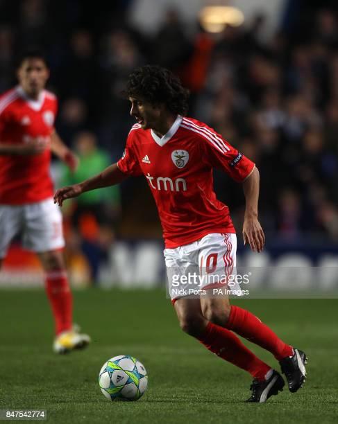 Pablo Aimar Benfica
