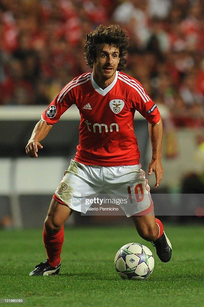 SL Benfica v FC Twente - UEFA Champions League Play-Off
