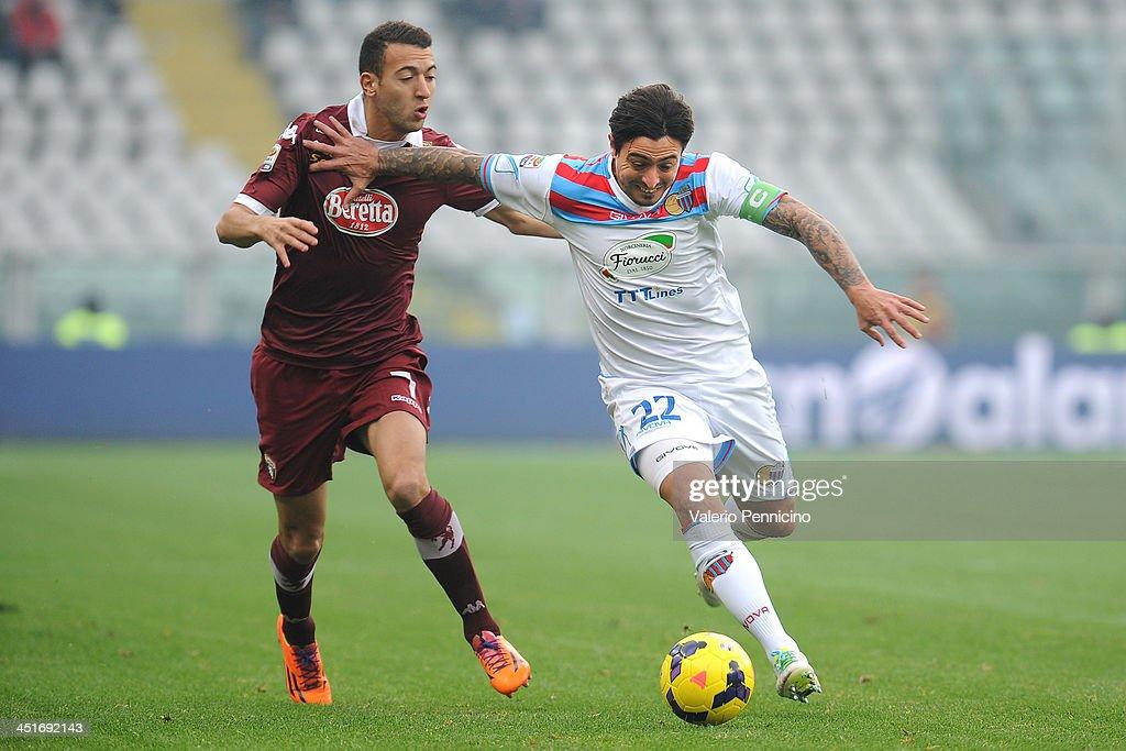 Torino FC v Calcio Catania - Serie A : News Photo