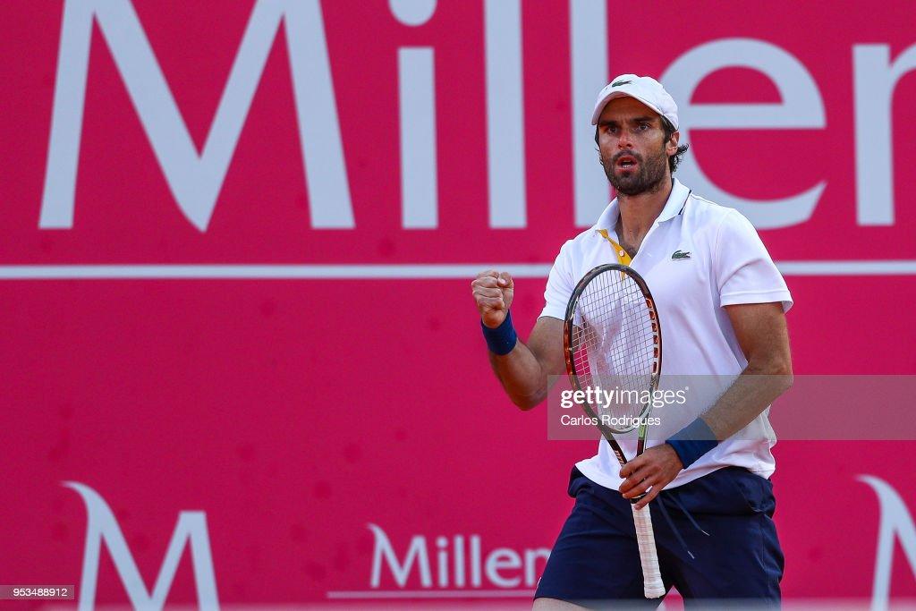 ATP World Tour's Millennium Estoril Open 2018 : News Photo