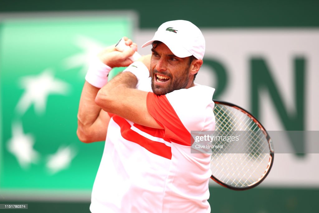 2019 French Open - Day One : News Photo