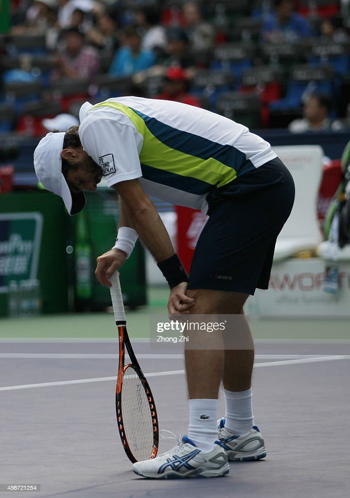 2014 Shanghai Rolex Masters 1000 - Day 2