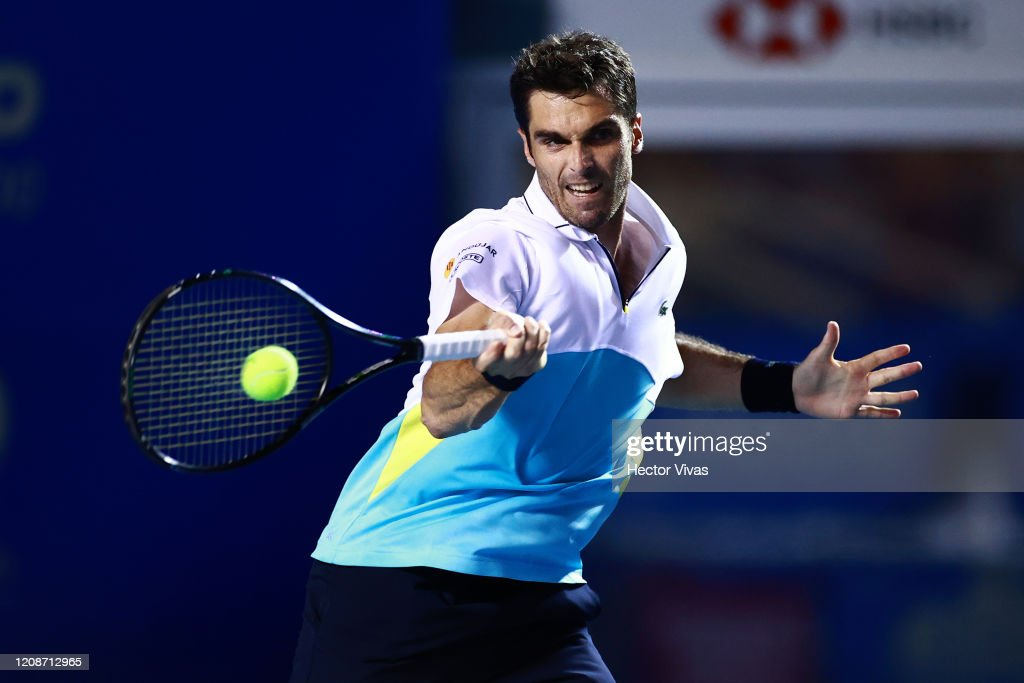 Telcel ATP Mexican Open 2020 - Day 2 : News Photo