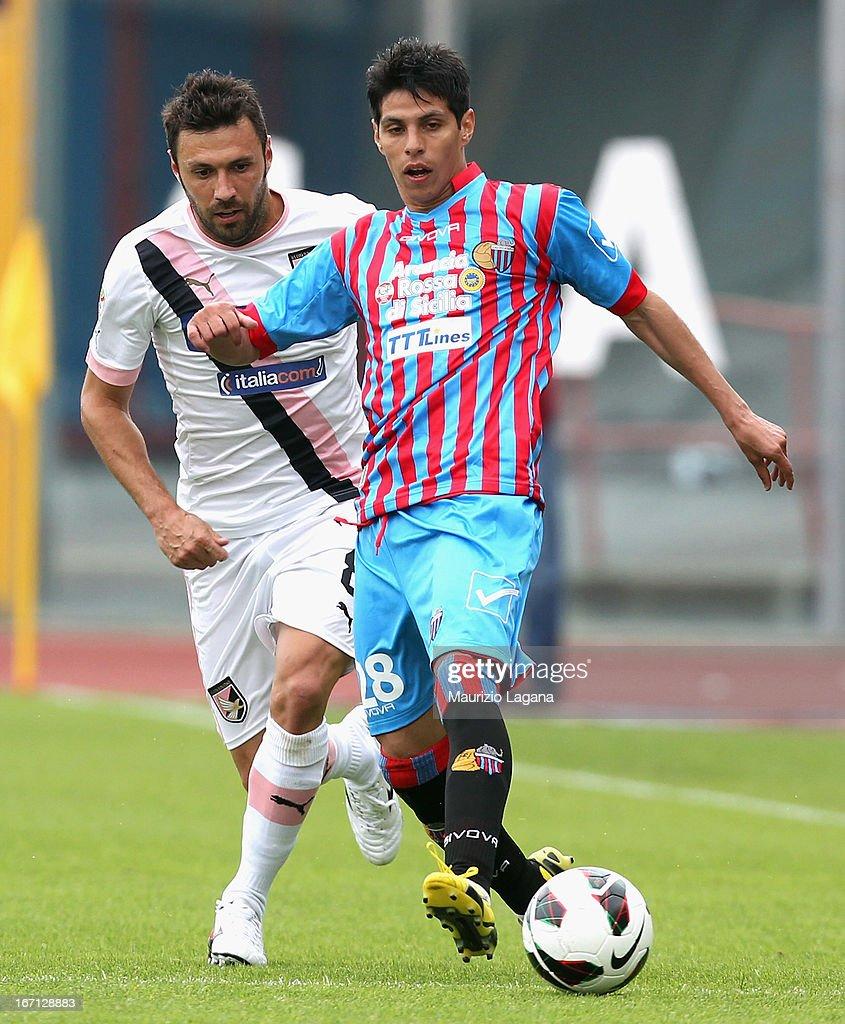 Calcio Catania v US Citta di Palermo - Serie A