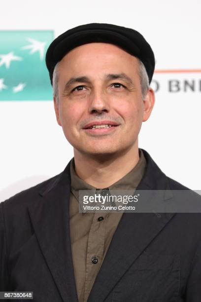 Pablo Berger attends 'Abracadabra' photocall during the 12th Rome Film Fest at Auditorium Parco Della Musica on October 28 2017 in Rome Italy