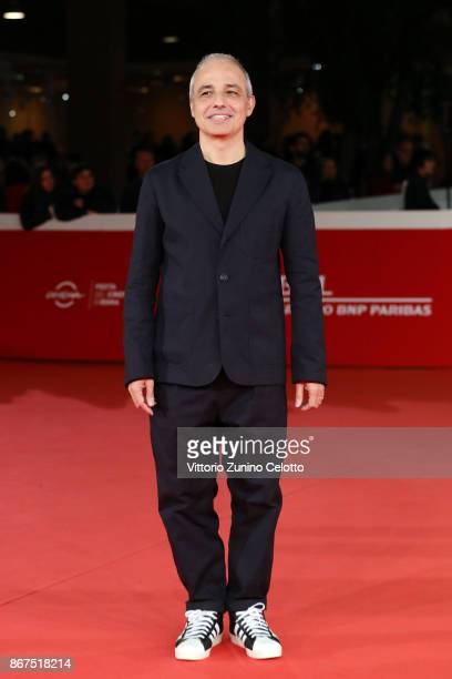 Pablo Berger walks a red carpet for 'Abracadabra' during the 12th Rome Film Fest at Auditorium Parco Della Musica on October 28 2017 in Rome Italy