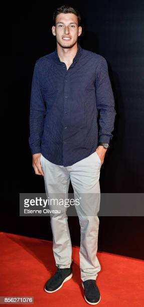 Pablo Carreno Busta of Spain attends the 2017 China Open Player Party at Beijing Olympic Tower on October 1, 2017 in Beijing, China.