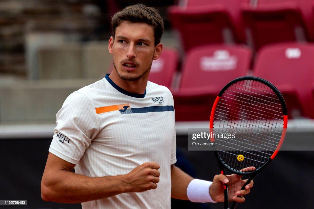 2019 Swedish Open ATP - Day 1 : News Photo