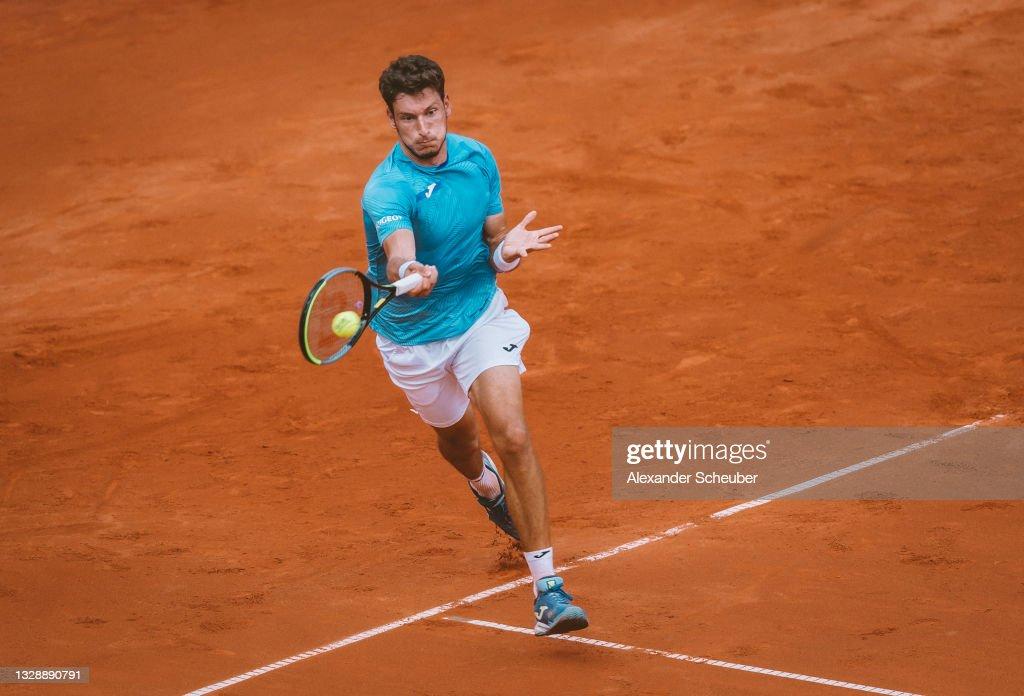 Hamburg European Open - ATP Round Of Sixteen : News Photo