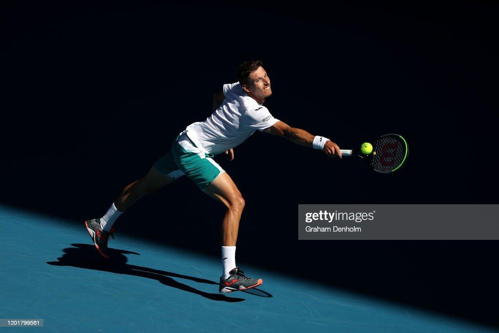 2020 Australian Open - Day 6 : ニュース写真