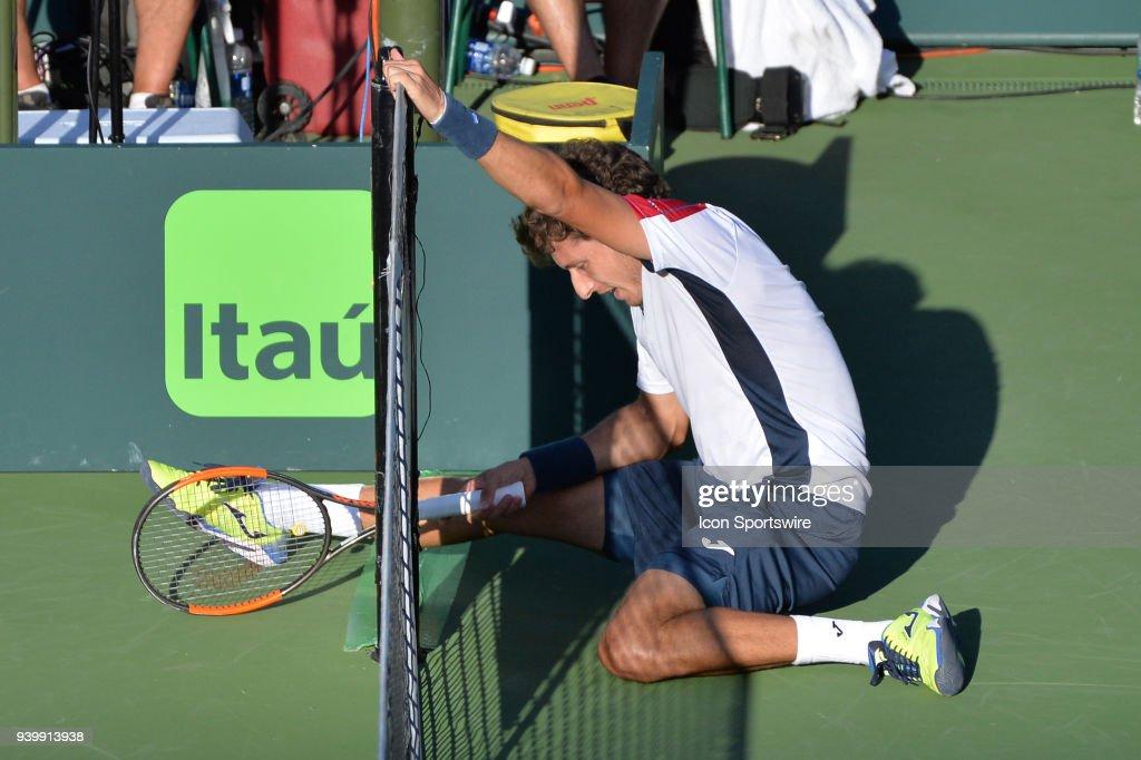 TENNIS: MAR 29 Miami Open : News Photo