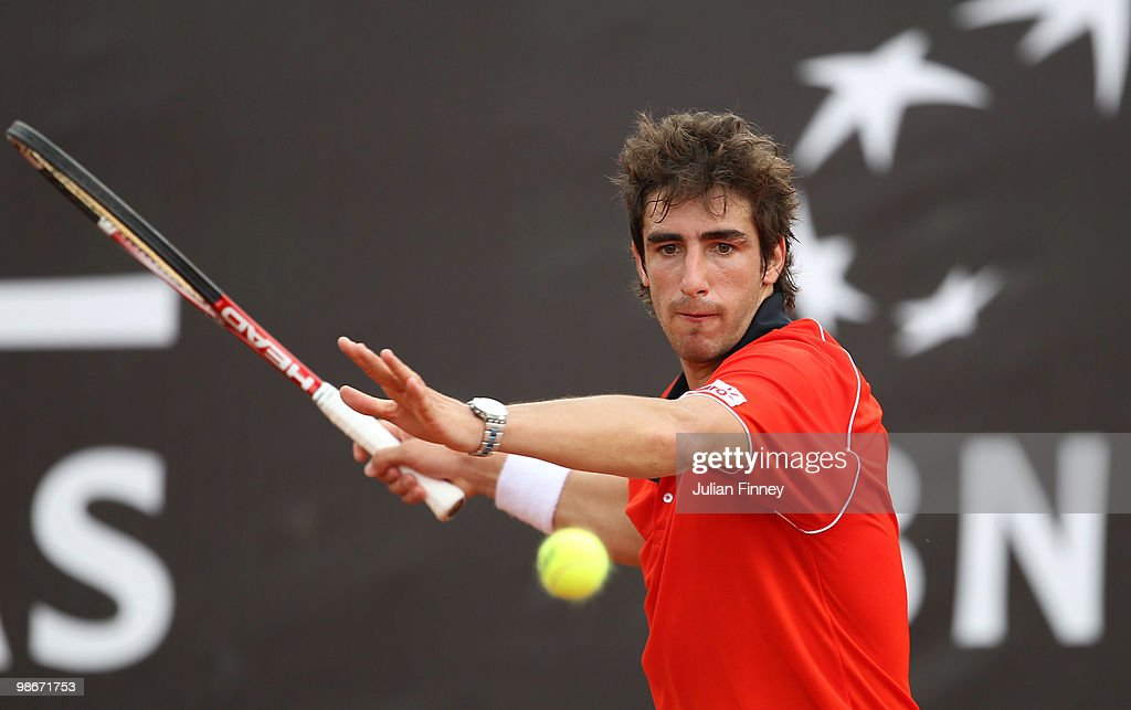 ATP Masters Series: Rome - Day Two : News Photo