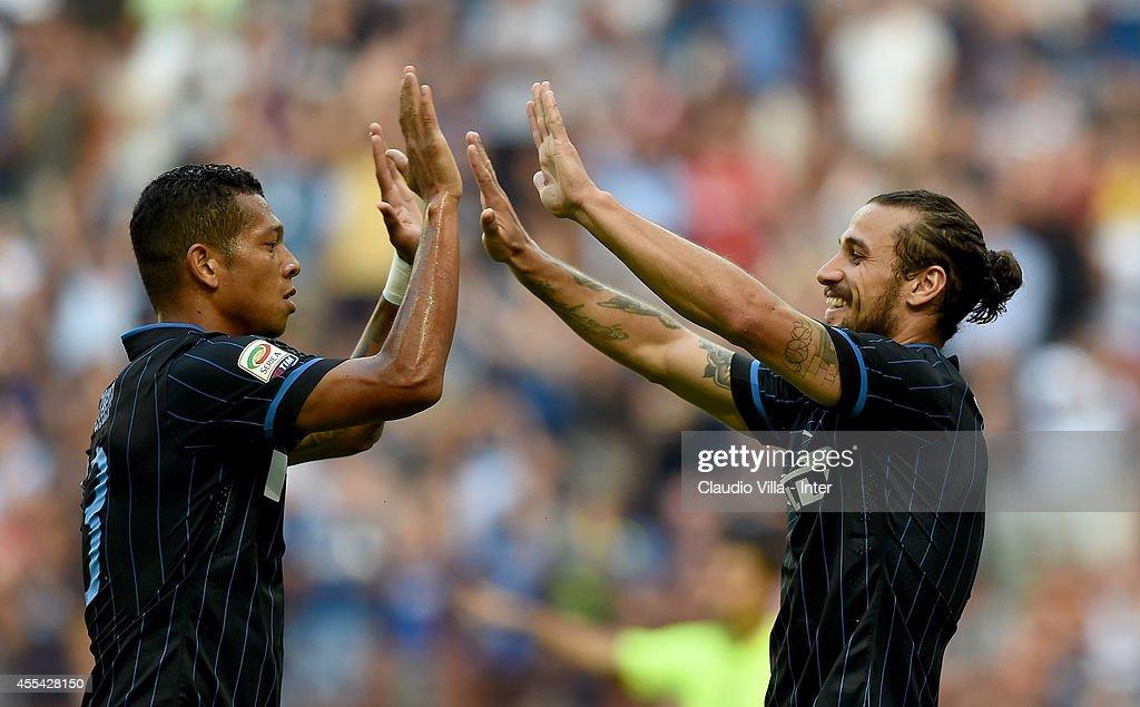 FC Internazionale Milano v US Sassuolo Calcio - Serie A