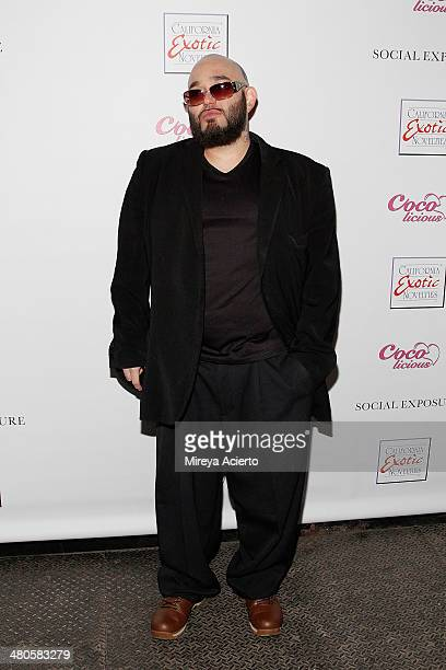 Pablo Escobar Jr attends the Coco Licious launch party at The Raven on March 25 2014 in New York City