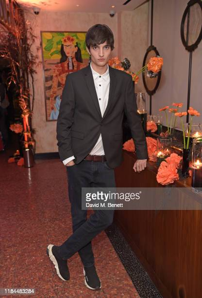 Pablo Fernandez attends Ella Canta's Day of the Dead celebration on October 30 2019 in London England