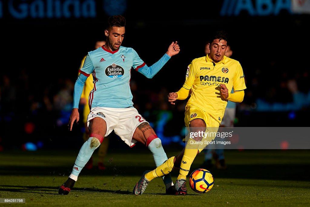 Celta de Vigo v Villarreal   - La Liga