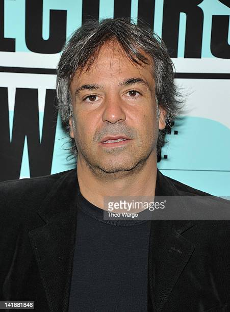Pablo Giorgelli attends the 2012 New Directors/New Films Opening Night Gala at the Museum of Modern Art on March 21 2012 in New York City