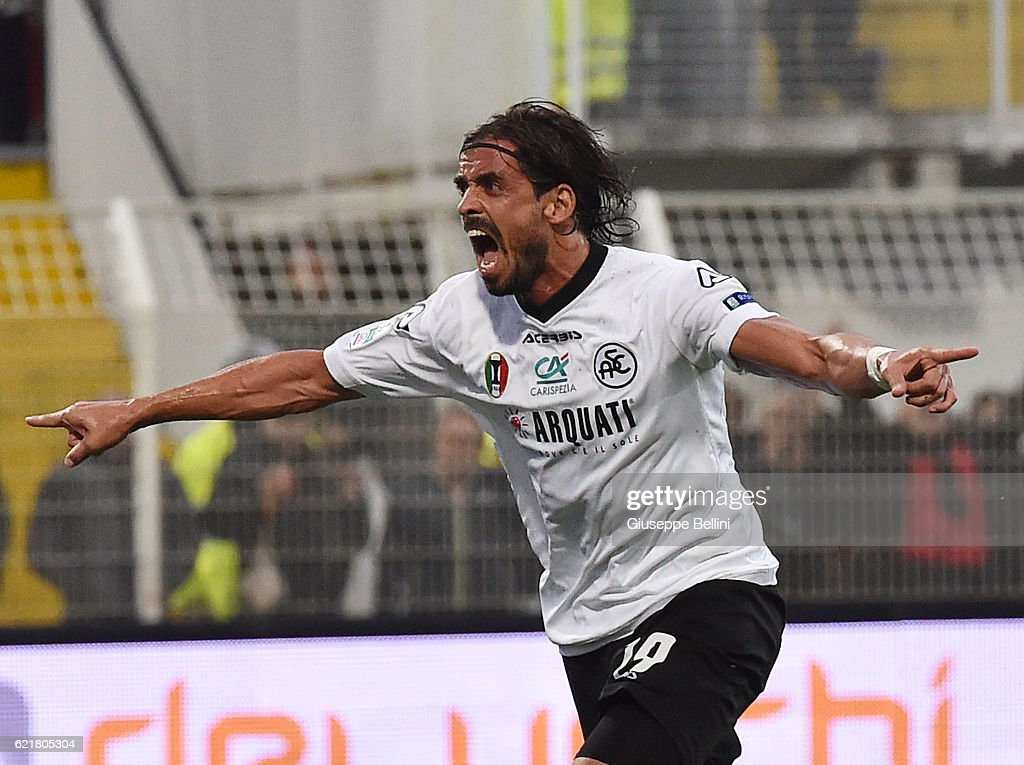 AC Spezia v Hellas Verona FC - Lega Serie B : News Photo