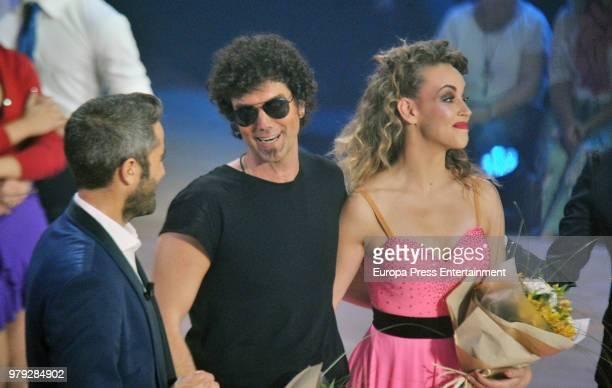 Pablo Ibanez during 'Bailando con las estrellas' TVE programme on June 19 2018 in Barcelona Spain