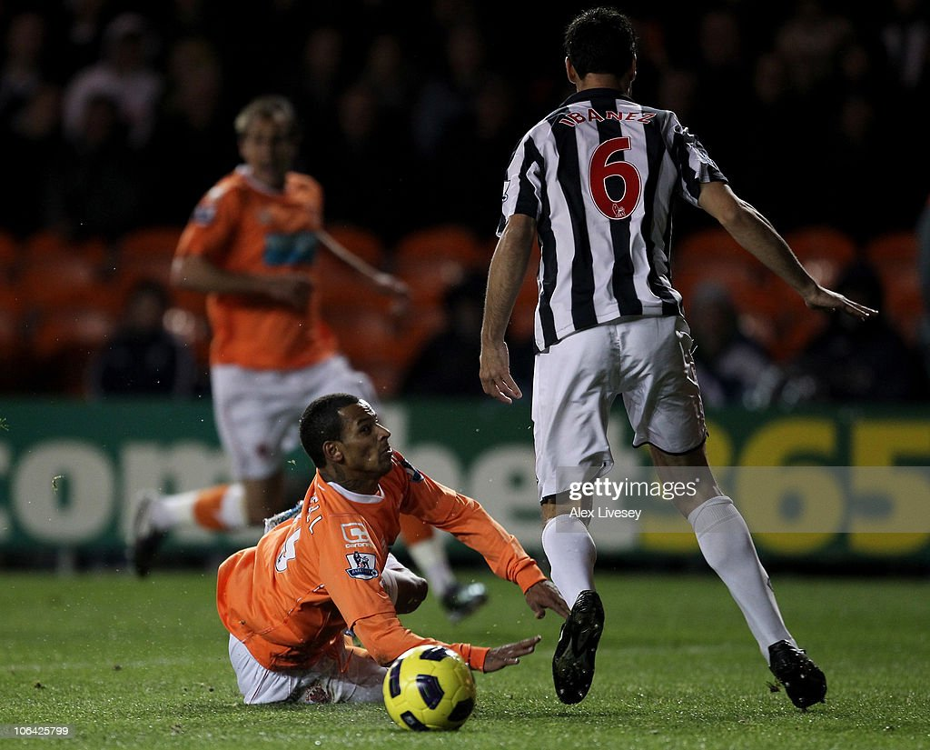 Blackpool v West Bromwich Albion - Premier League