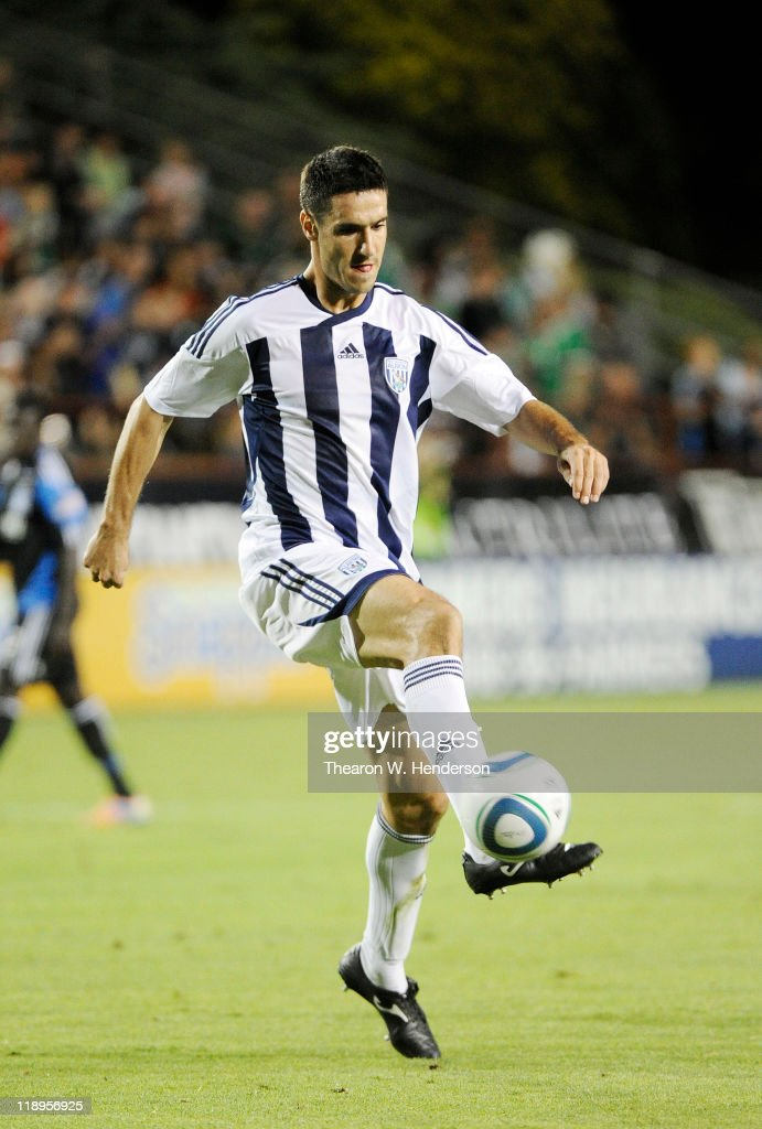 West Bromwich Albion v San Jose Earthquakes