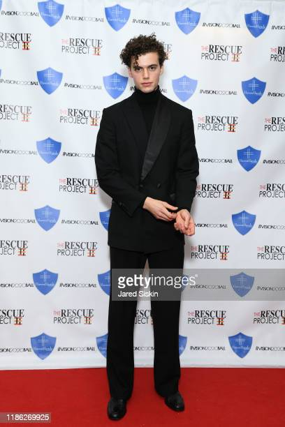 Pablo Kaestli attends The 3rd Annual Vision 2020 Ball By The Rescue Project Haven Hands Inc Brought To You By AMAZZZING HUMANS at 4W43 on November 07...
