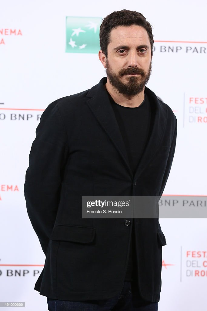 'Pablo Larrain' Photocall - The 10th Rome Film Fest