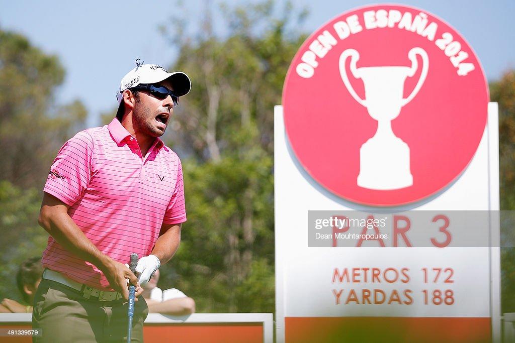 Open de Espana - Day Two