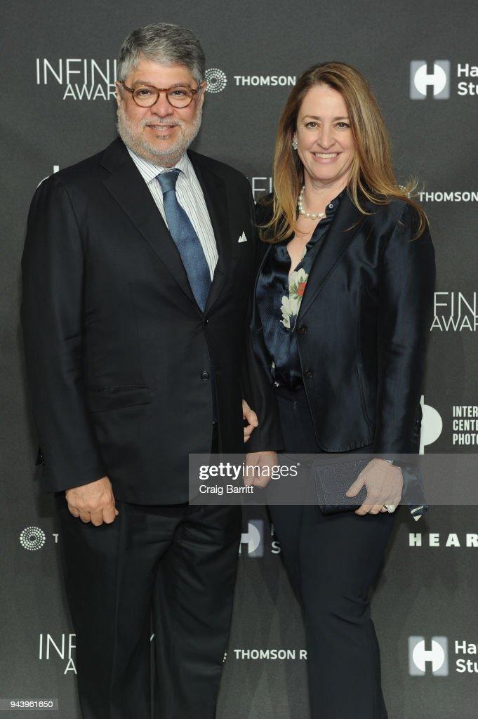 International Center Of Photography's 2018 Infinity Awards : News Photo