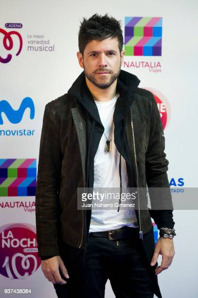 Pablo Lopez attends 'La Noche De Cadena 100' charity concert at WiZink Center on March 24 2018 in Madrid Spain
