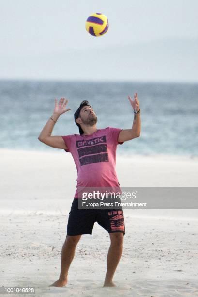 Pablo Lopez is seen on July 17 2018 in Marbella Spain