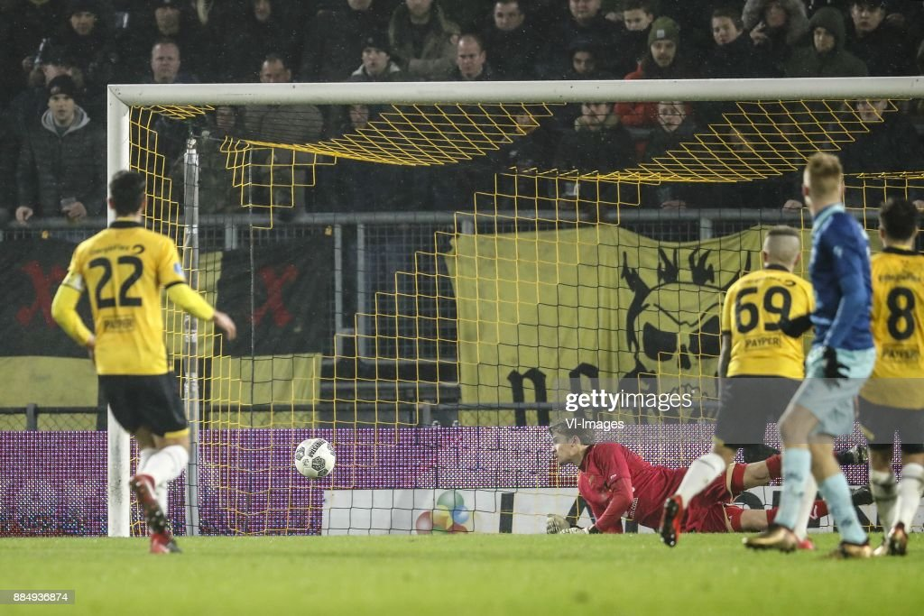 NAC Breda v Excelsior - Eredivisie