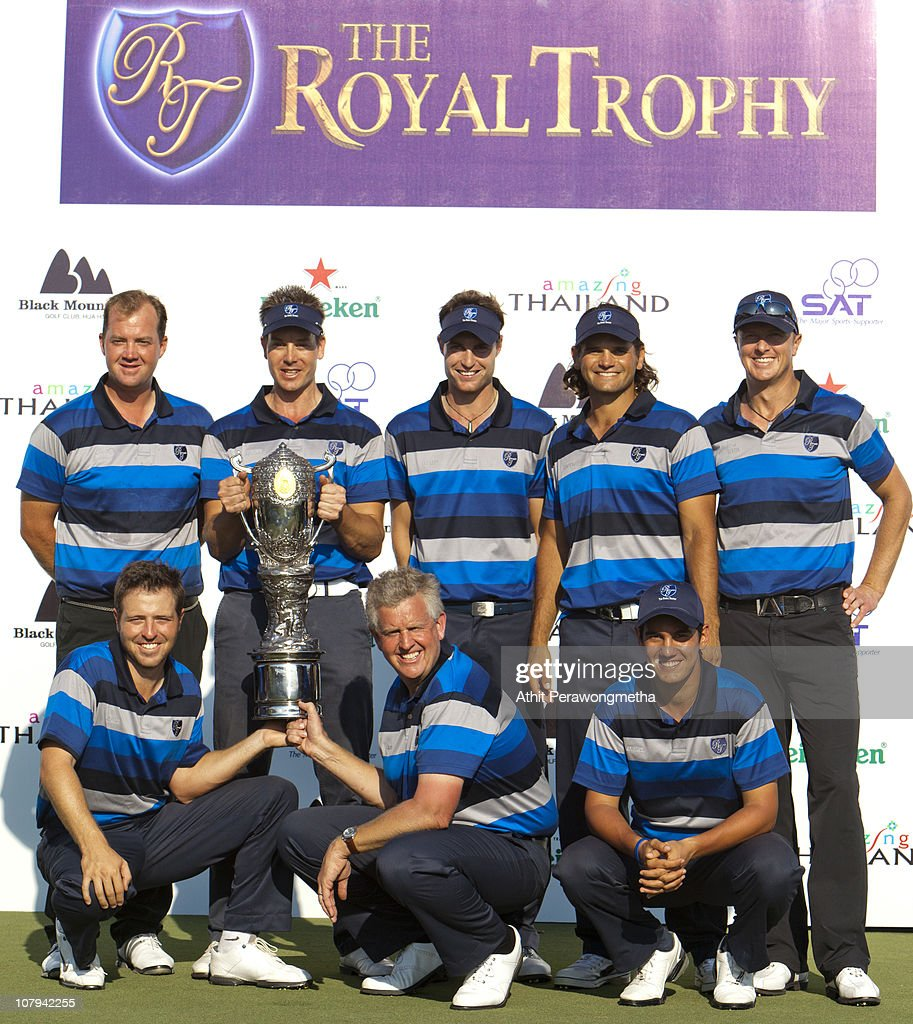 The Royal Trophy - Day 3