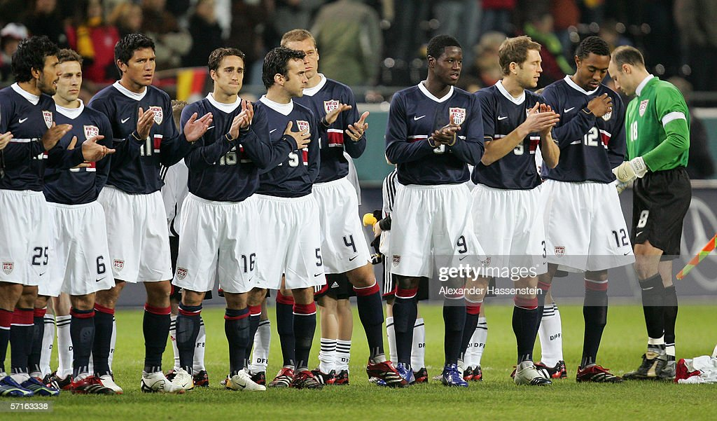 International Friendly Match - Germany v USA : News Photo