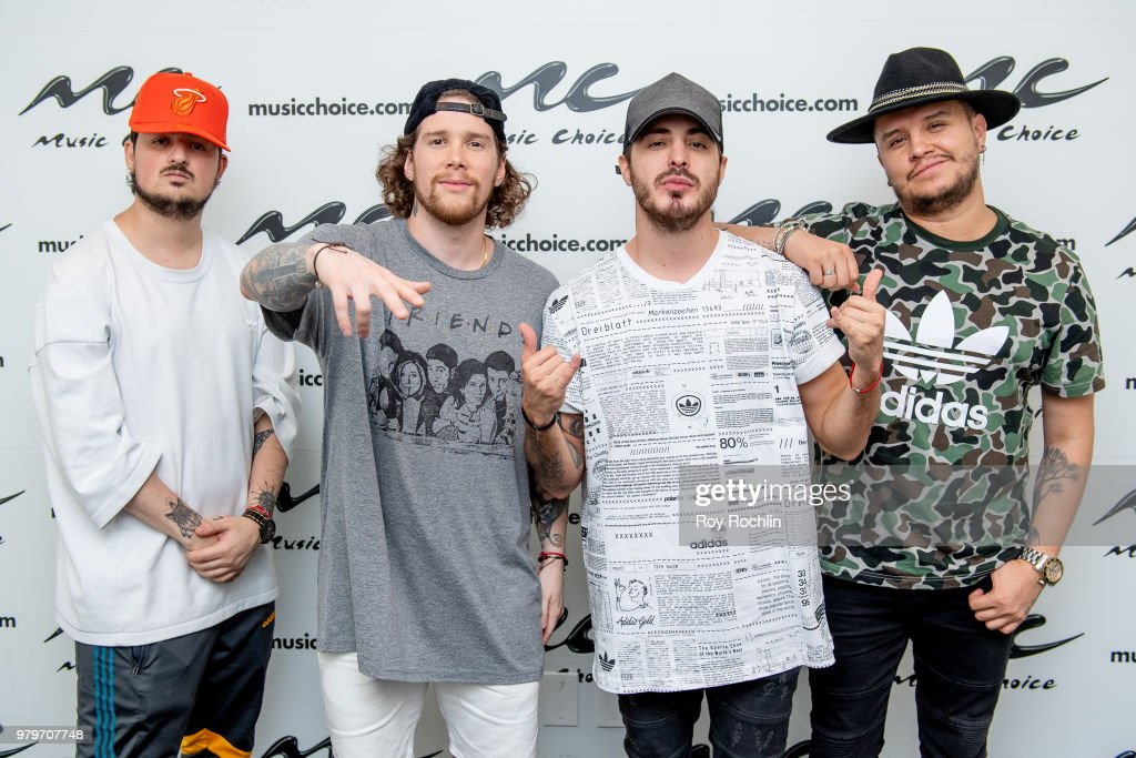 Piso 21 Visits Music Choice