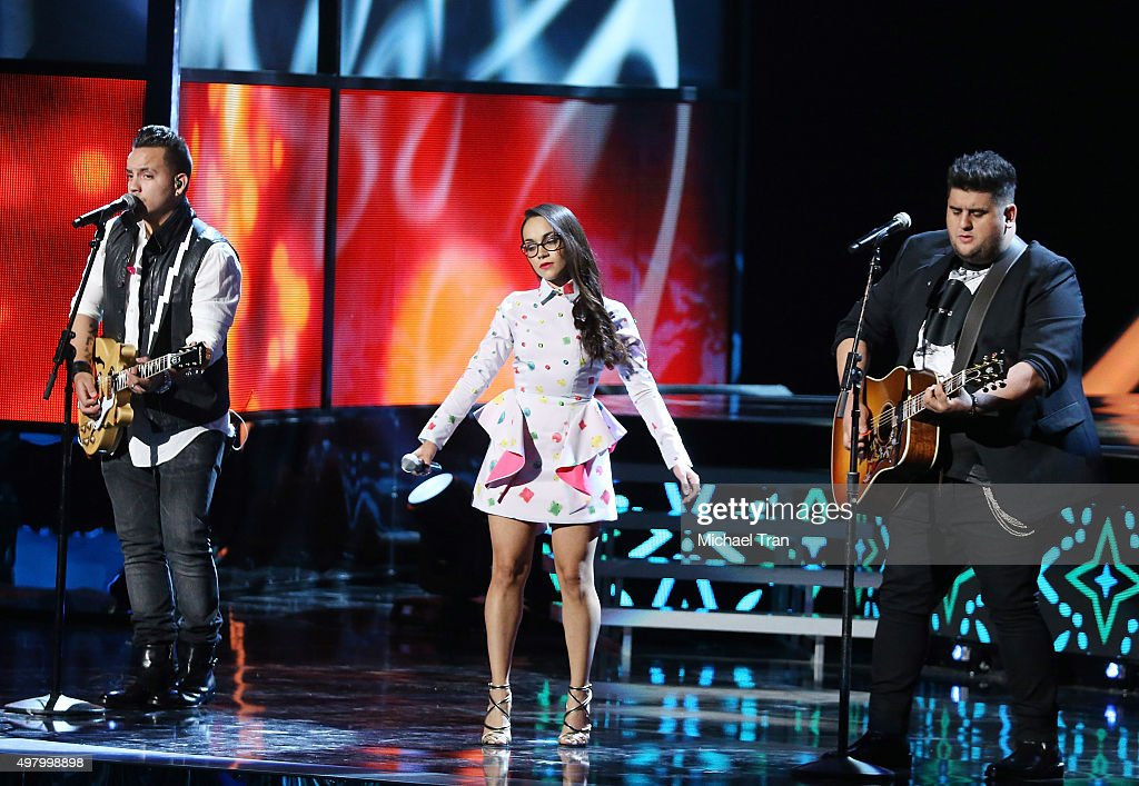 16th Annual Latin GRAMMY Awards - Show : News Photo