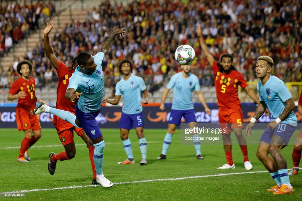 Belgium  v Holland  -International Friendly : News Photo